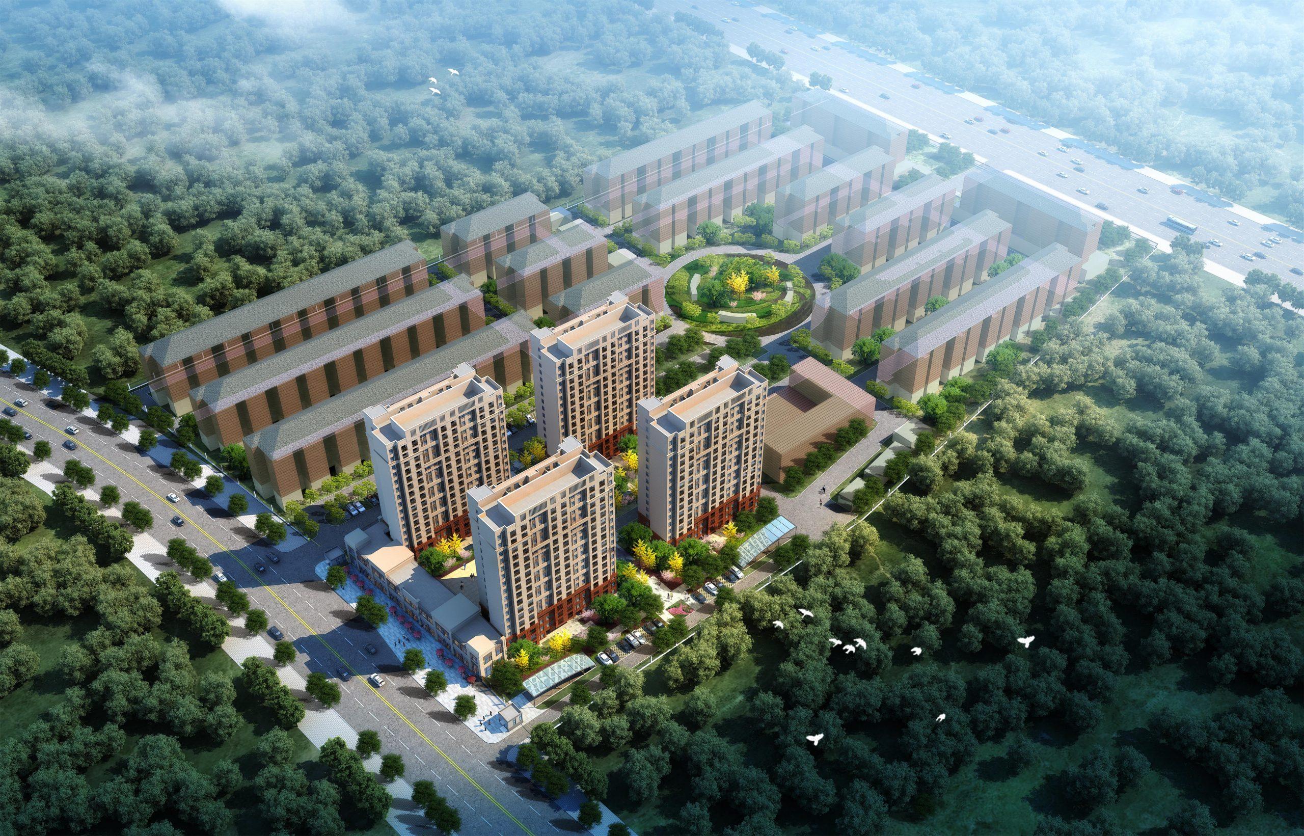 三江明苑公租房第三期建设项目