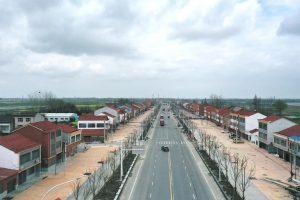潜阳路东延景观提升项目